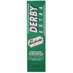 Hojas Derby, caja 100u (medias hojas)