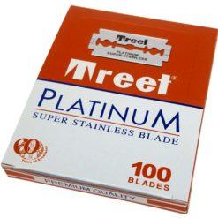 Hojas Treet platinum, caja 100u.