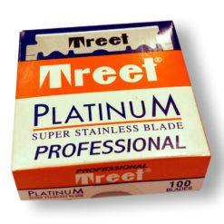 Hojas Treet Platinum Partidas, caja 100u.